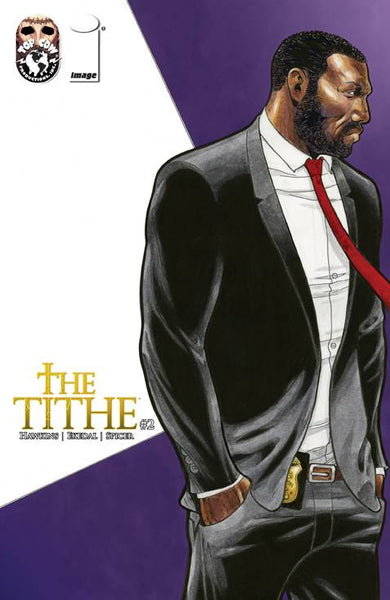 "The Tithe (2015) #2 ""Cover B"" Variant"