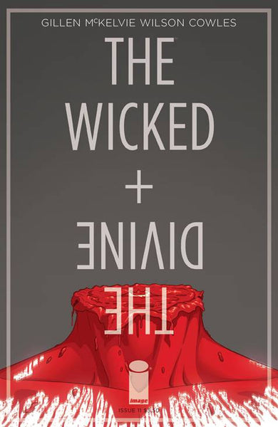 "The Wicked + The Divine (2014) #11 ""Cover A"" Variant"