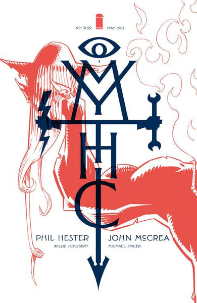 "Mythic (2015) #1 ""Cover A"" Variant"