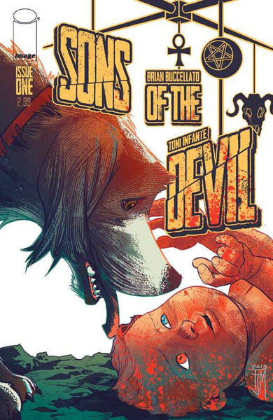 Sons of the Devil (2015) #1 Manapul Variant