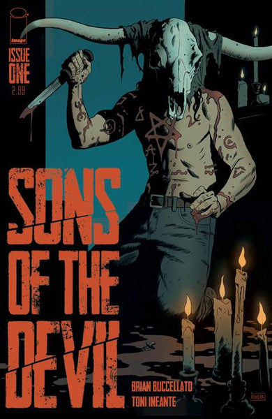 Sons of the Devil (2015) #1 Rivera Variant