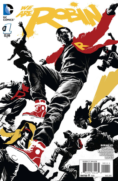 We Are Robin (2015) #1