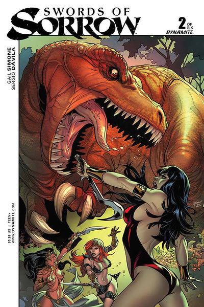 Swords Of Sorrow (2015) #2 Luppachino Variant
