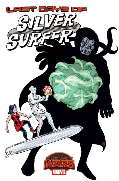 Last Days of Silver Surfer (2014) #13