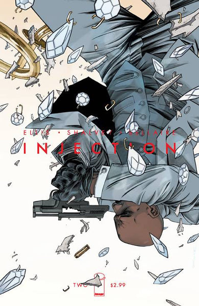 "Injection (2015) #2 ""Cover A"" Variant"