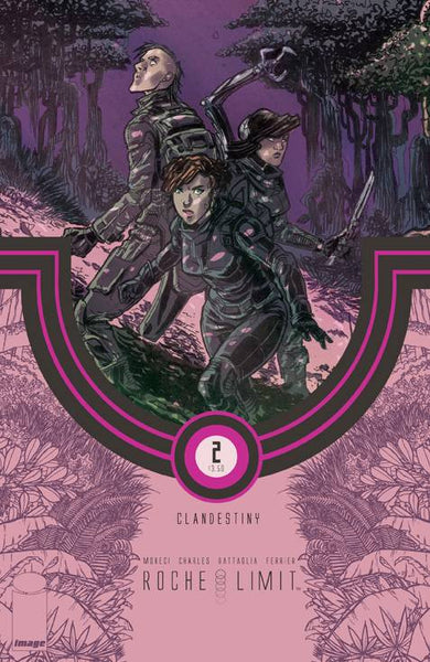 Roche Limit: Clandestiny (2015) #2