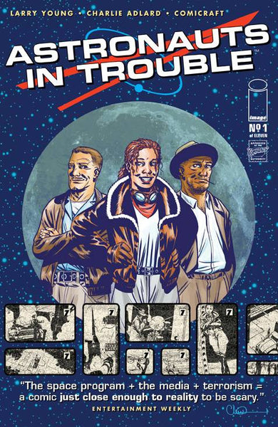 Astronauts In trouble (2015) #1