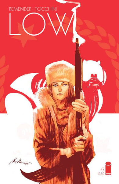 "Low (2014) #7 ""Cover B"" Variant"