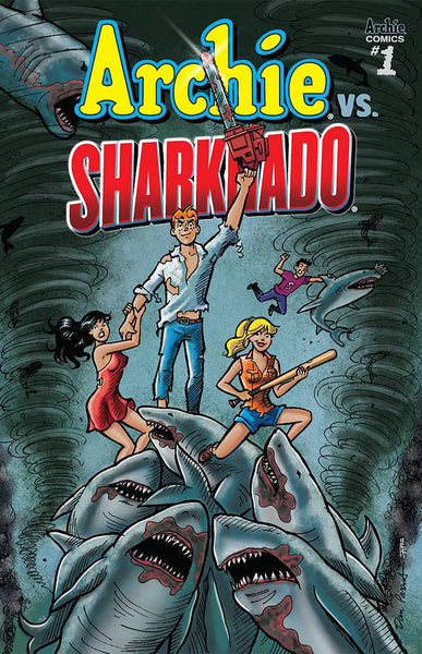 Archie Vs. Sharknado (2015) #1