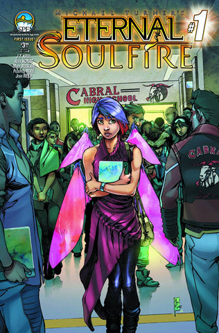 "Eternal Soulfire (2015) #1 ""Cover A"" Variant"