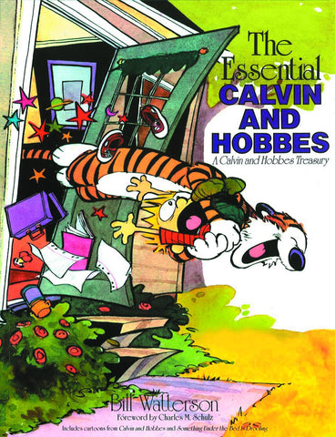 Calvin and Hobbes: The Essential (2015) HC