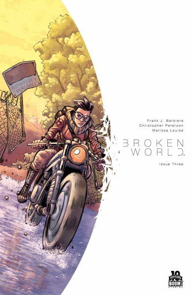 Broken World (2015) #3