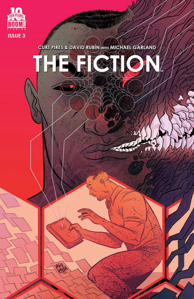 The Fiction (2015) #3