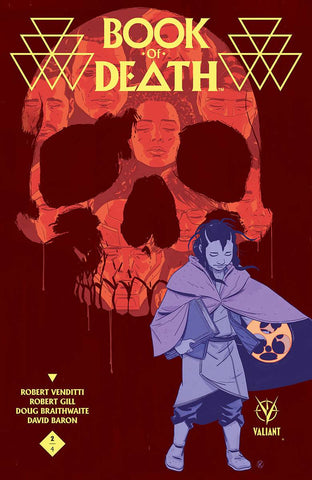 "Book of Death (2015) #2 Kano ""Cover C"" Variant"