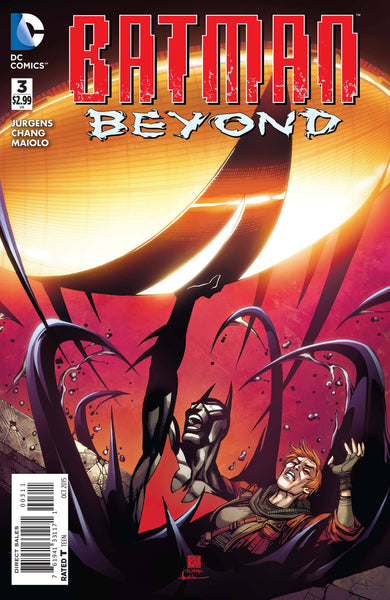 Batman Beyond (2015) #3