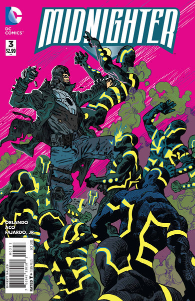 Midnighter (2015) #3