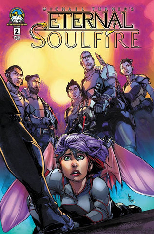 "Eternal Soulfire (2015) #2 ""Cover A"" Variant"