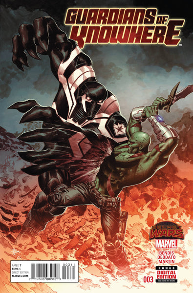 Guardians of Knowhere (2015) #3
