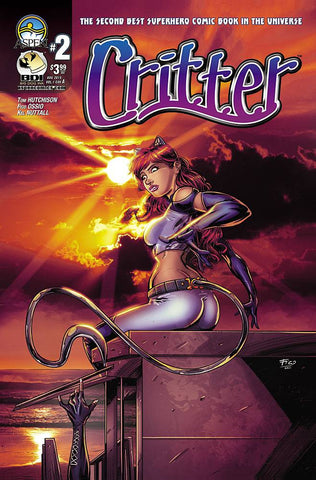 "Critter (2015) #2 ""Cover A"" Variant"