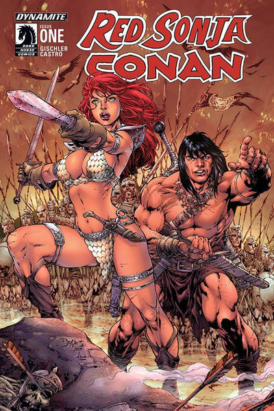 "Red Sonja Conan (2015) #1 ""Cover B"" Variant"