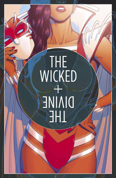 "The Wicked + The Divine (2014) #13 ""Cover A"" Variant"