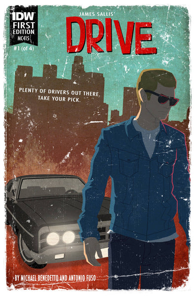 "Drive (2015) #1 ""Subscription"" Variant"