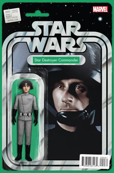 "Star Wars (2015) #9 ""Action Figure"" Variant"