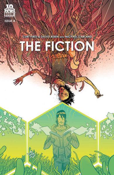 The Fiction (2015) #4