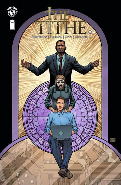 "The Tithe (2015) #5 ""Cover A"" Variant"