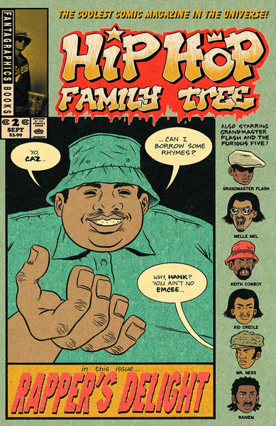 Hip Hop Family Tree (2015) #2
