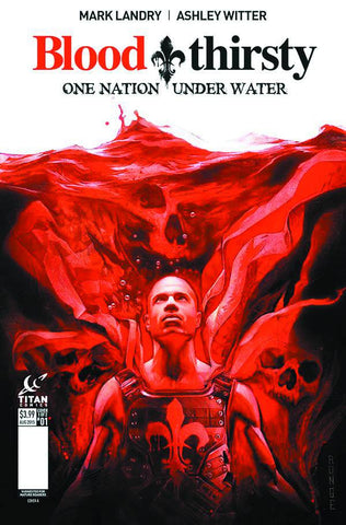 "Bloodthirsty (2015) #1 Witter ""Subscription"" Variant"