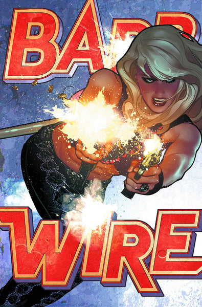 Barb Wire (2015) #4