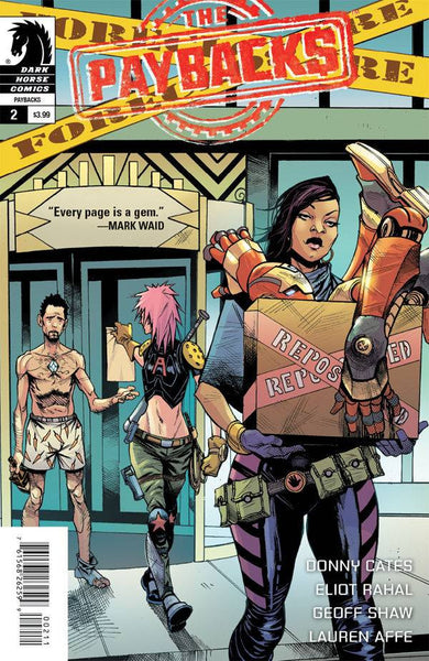 The Paybacks (2015) #2
