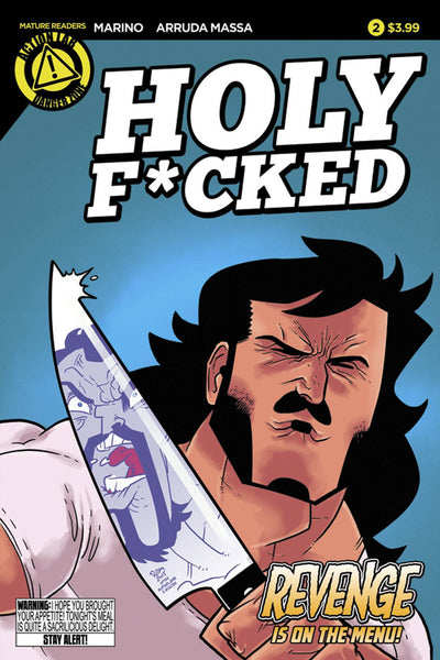 Holy F*cked (2015) #2