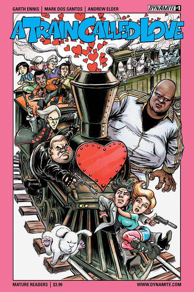A Train Called Love (2015) #1