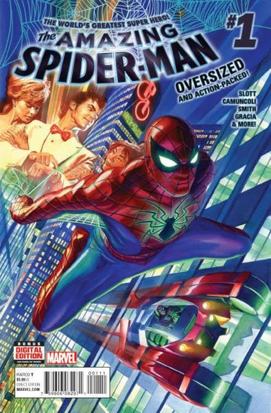 The Amazing Spider-Man (2015) #1