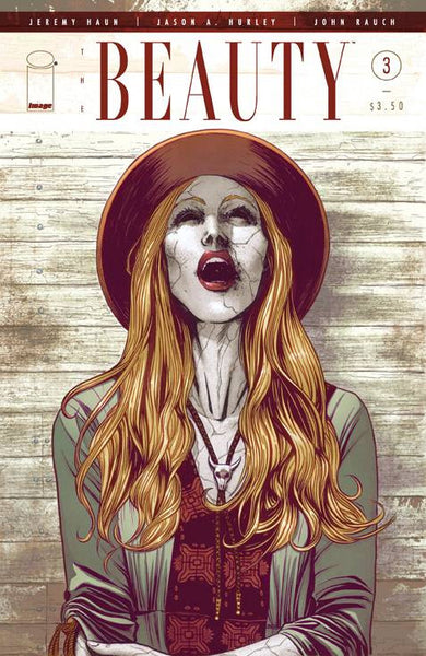 "The Beauty (2015) #3 Haun ""Cover A"" Variant"