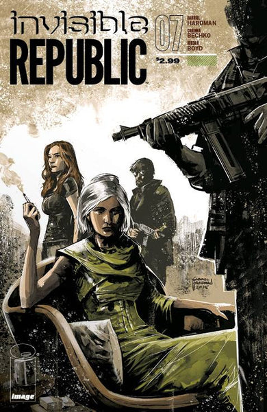 Invisible Republic (2015) #7