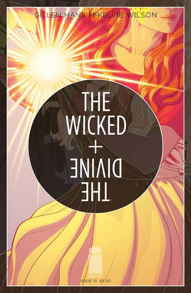 "The Wicked + The Divine (2014) #15 ""Cover A"" Variant"