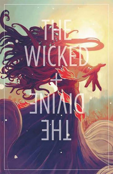 "The Wicked + The Divine (2014) #15 ""Cover B"" Variant"