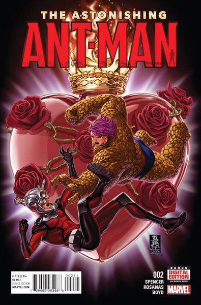 The Astonishing Ant Man (2015) #2