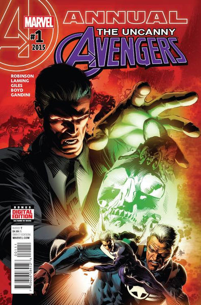 The Uncanny Avengers [II] Annual (2015) #1