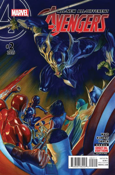 All New All Different Avengers (2015) #2