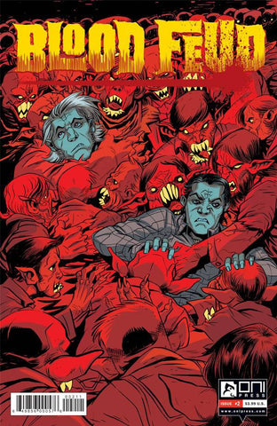 Blood Feud (2015) #2