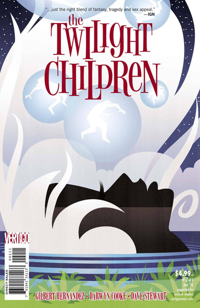 The Twilight Children (2015) #2