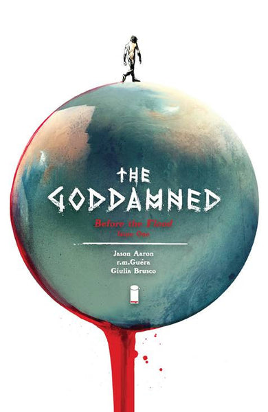"The Goddamned (2015) #1 ""Cover B"" Variant"