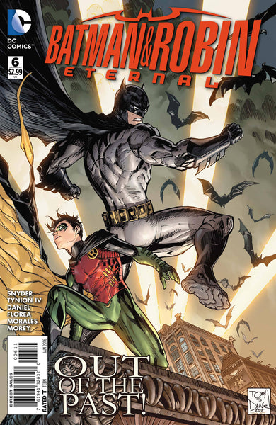 Batman and Robin Eternal (2015) #6