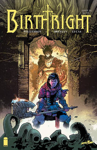 "Birthright (2014) #11 ""Cover A"" Variant"