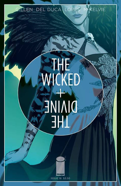 "The Wicked + The Divine (2014) #16 ""Cover A"" Variant"