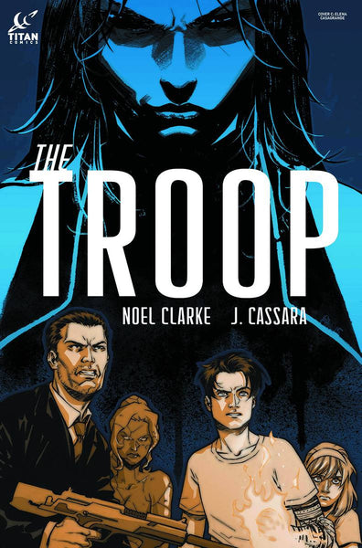 "The Troop (2015) #1 ""Subscription"" Variant"